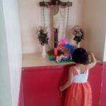 Yesha's Nativity Scene
