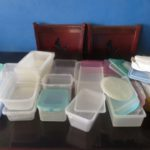 Organizing Our Plastic Food Containers