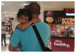 Father-Daugther date: solution to my daughter's clinginess