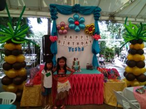 Birthday pool party at Cattleya Resort, Antipolo